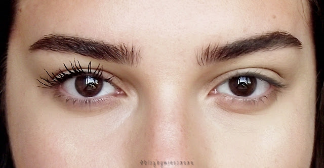 Maybelline The Falsies Volum Express Black Drama - Blog by Mine Canan