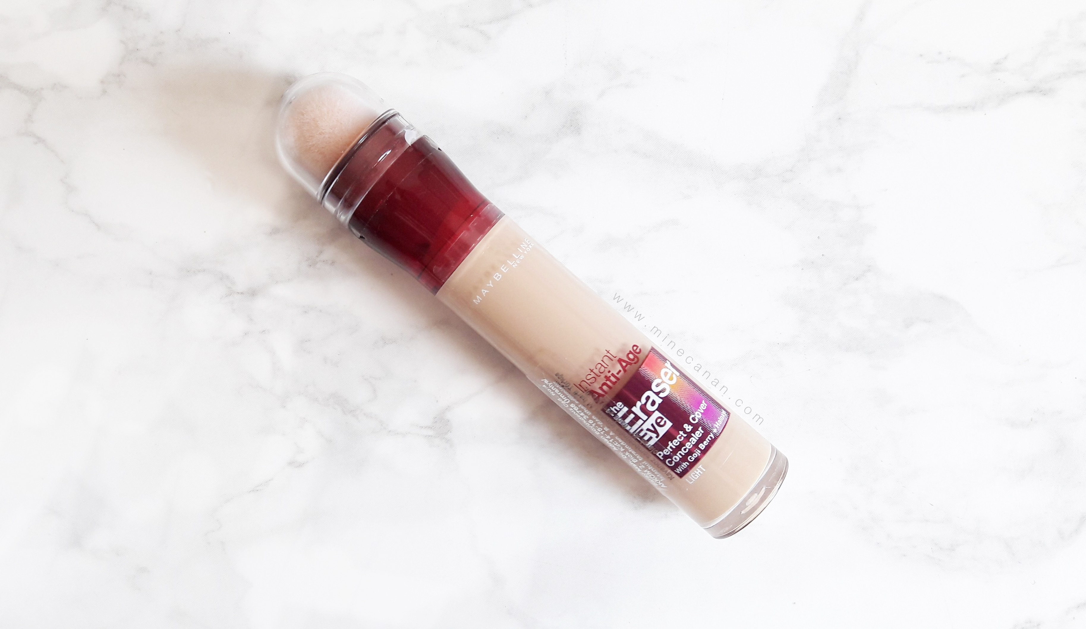 Maybelline Age Rewind Kapatıcı | Blog by Mine Canan