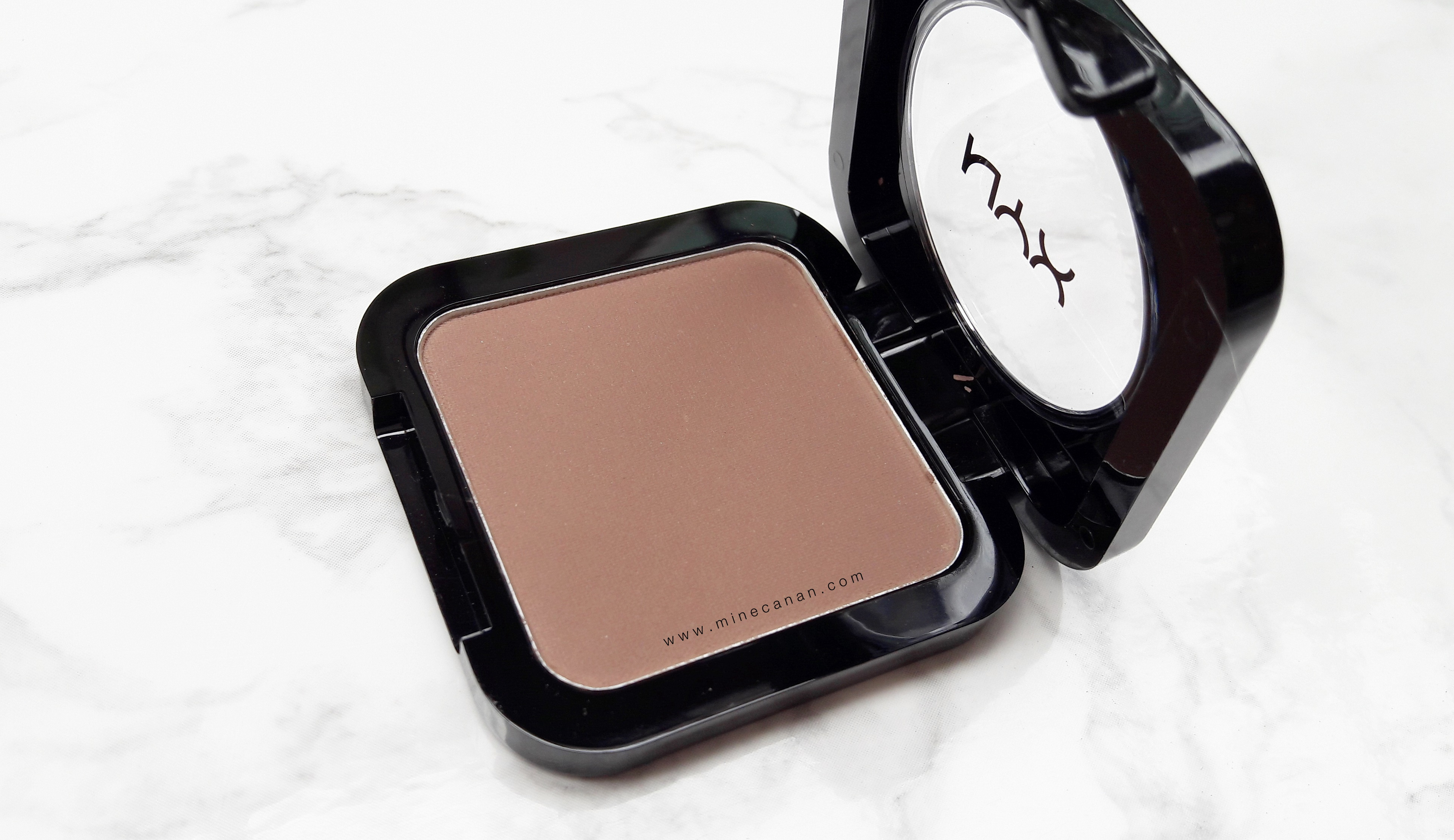 NYX Taupe Allık - Blog by Mine Canan