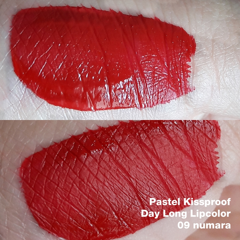 Pastel Daylong Lipcolor Kissproof 09 Ruj   Blog by Mine Canan